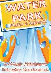 Programme de 8 semaines du ministère des enfants du parc aquatique