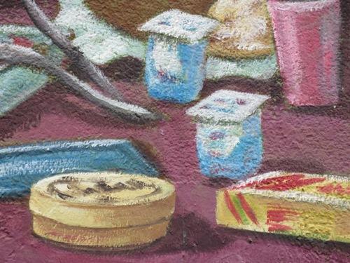 Chartres : les fresques de Bel-air