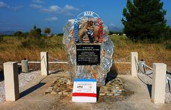 Commémoration abandon des Harkis, du 12 mai 2018 à Béziers