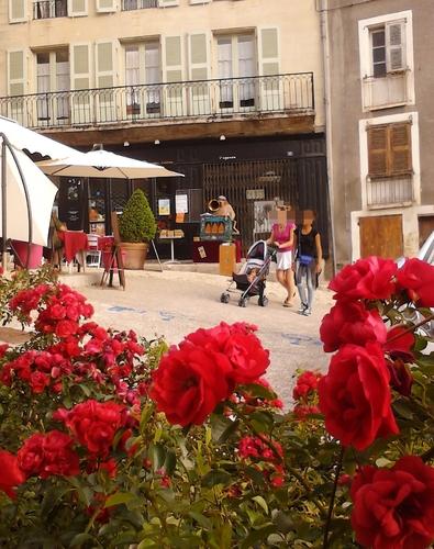 """""""Chez Rita"""" à Terrasson"""