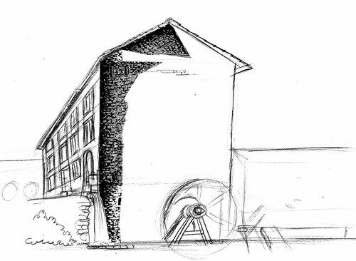 Le moulin de Doumerc