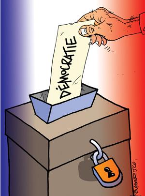06/05/2012: c'est l'avenir de la France qui se joue.