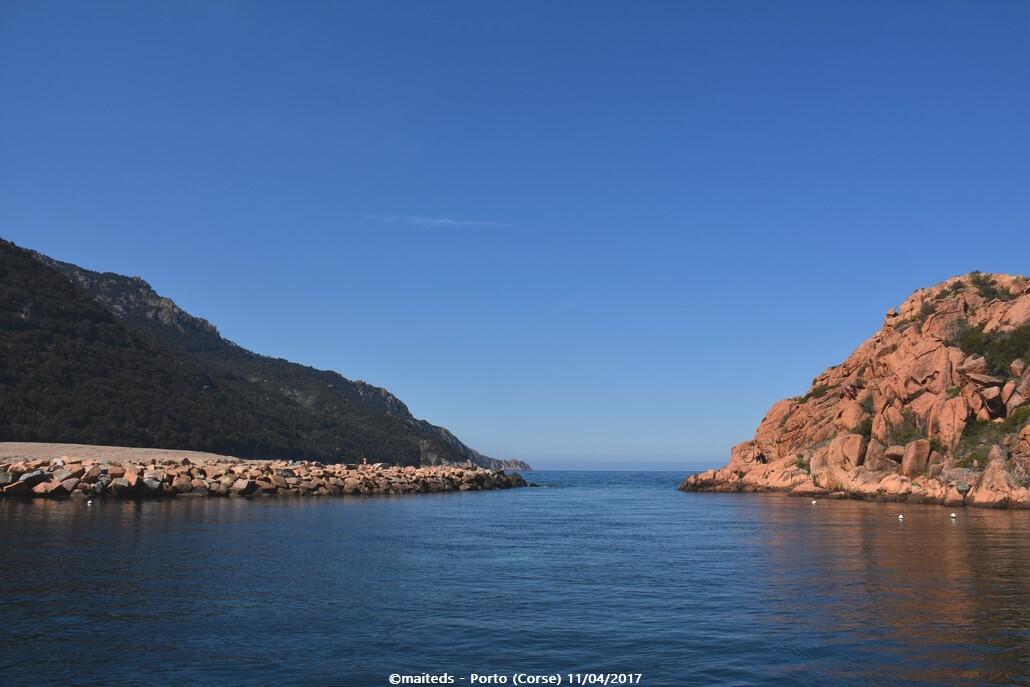 Golfe de Porto - Corse