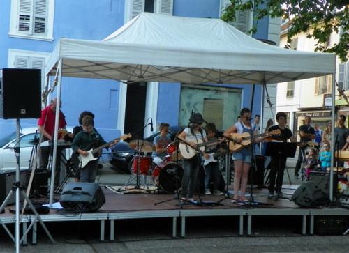 Fête de la Musique à Belley 2016