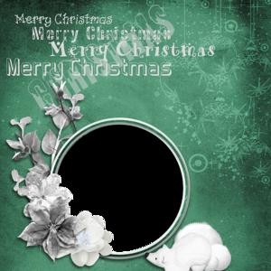 "* Kit ""Pastel Christmas"""