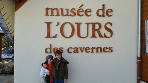 JOUR 3 => Visite du musée de l'Ours des cavernes