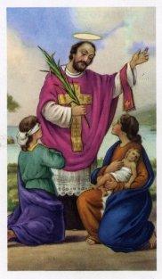 Saint Valentin, Martyr et évêque de Terni ? (+ 269)