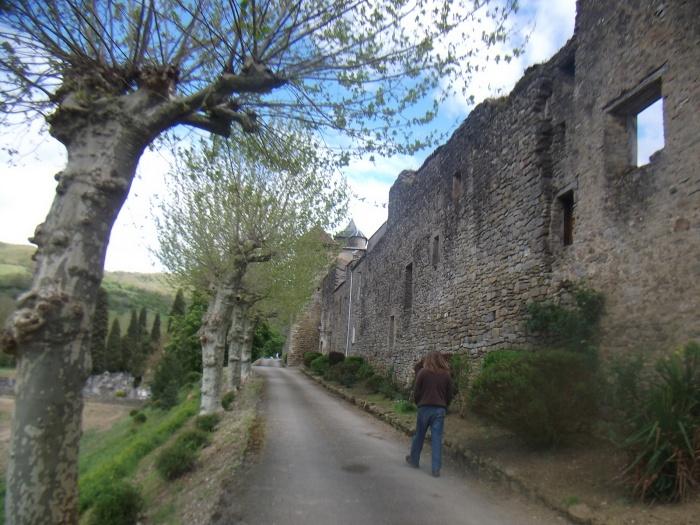 Camon, village un peu privatisé...