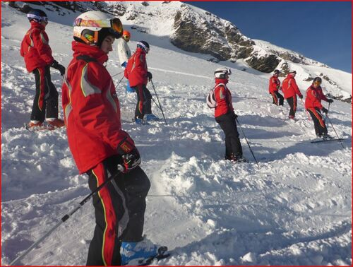 Nouvelles tenues du Ski Club