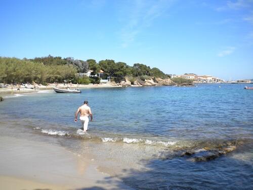 La mer !