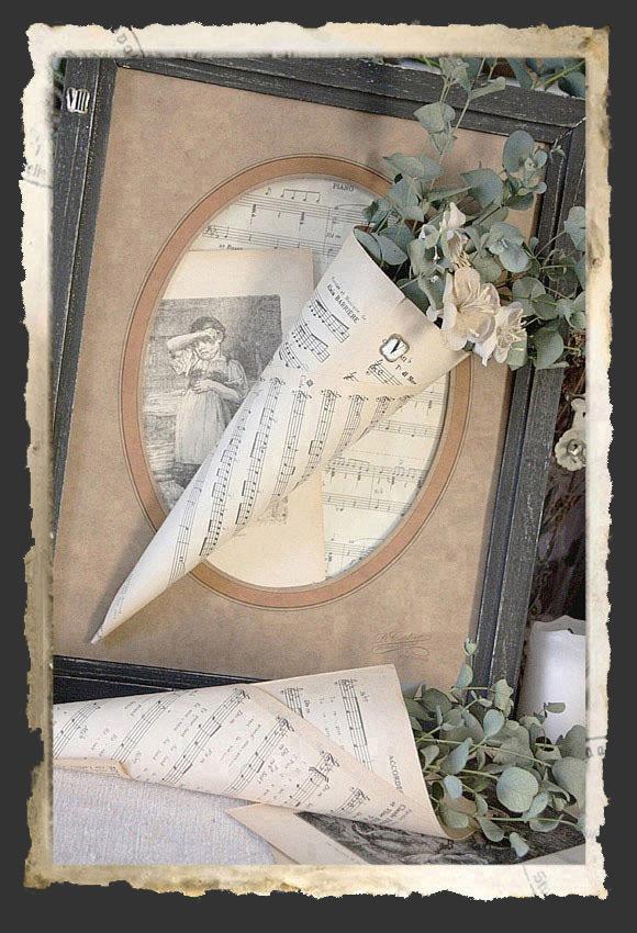- Petites notes de musique -