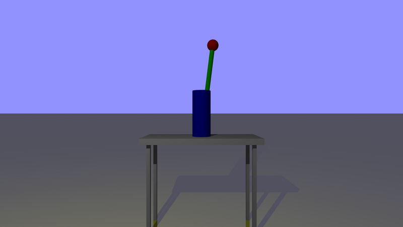 Un nouveau petit projet : le vase