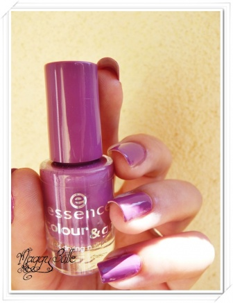 Meet Me Now! by Essence & N°158 Pléiade by Lm Cosmetic