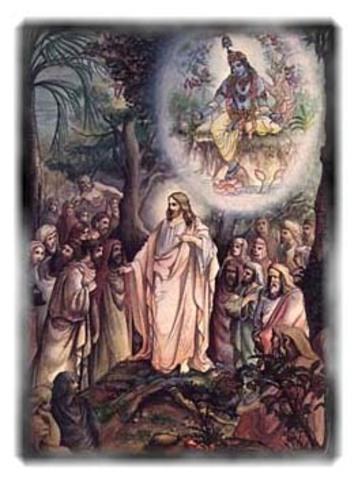 """Résultat de recherche d'images pour """"Jésus et Krishna"""""""
