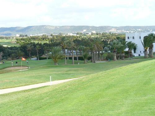 Stage  de perfectionnement de 05 jours au golf Djerba