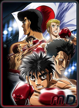 Hajime no Ippo The Fighting Rising Vostfr