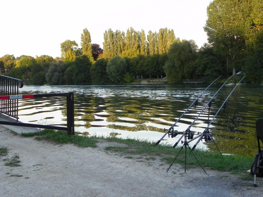 Reflet à Samois sur Seine dept 77