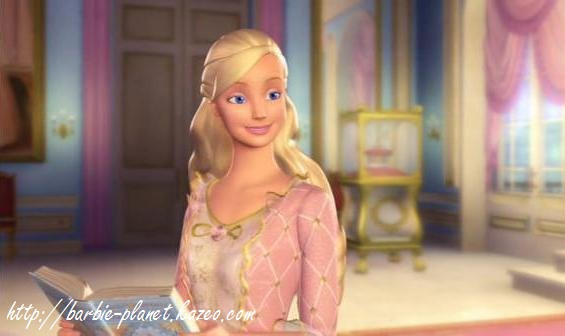 Barbie Coeur De Princesse Barbie Planet