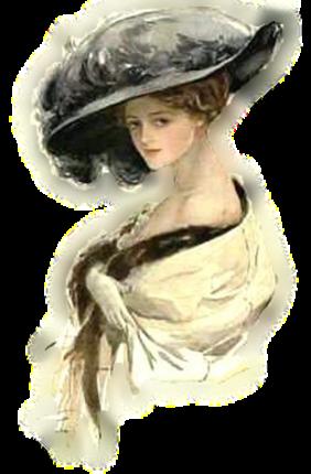 Femme d'antan