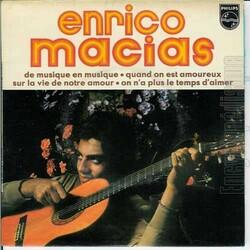 Enrico Macias, page spéciale
