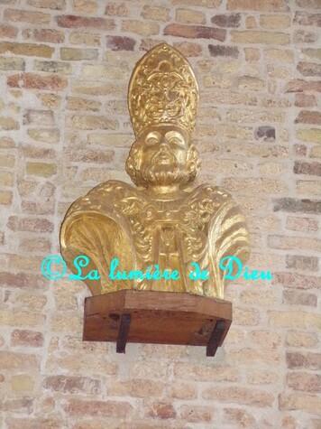Litanies de Saint Folquin pour les femmes en mal d'enfant (Esquelbecq)