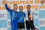 Championnat d'Europe Masters sur piste