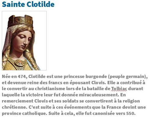 Ste Clotilde
