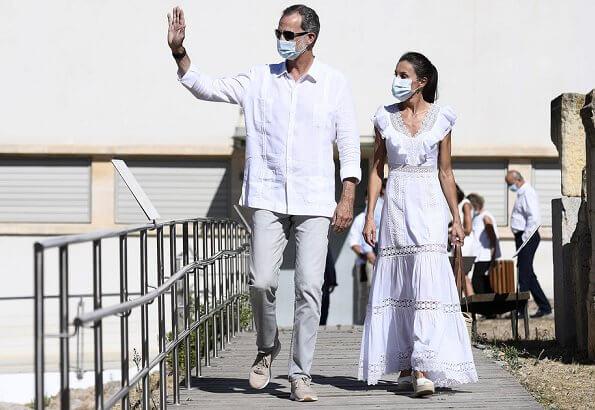 Felipe et Letizia à Ibiza