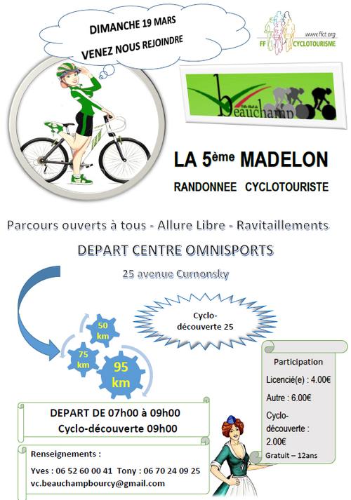 La Madelon 2017