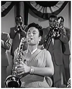 MISS ELSIE SMITH - THE QUEEN OF SAX -