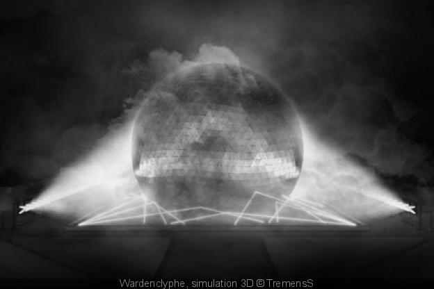 Nuit Blanche 2018 : une bobine de Tesla géante à La Géode