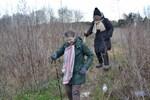 La balade du 21 janvier à Fleury-sur-Orne