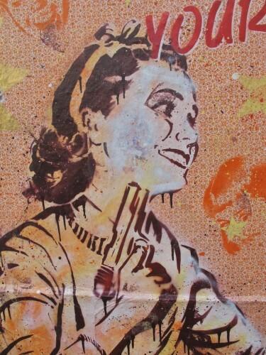 Quincampoix street-art without border Sr.X 2