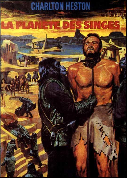 La Planète des Singes - film 1968