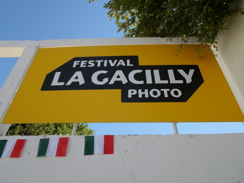 EXPOSITION PHOTO 2015  N° 6  LA  GACILLY  56  1/3   26/06/2015