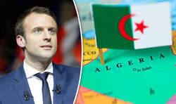 L'Algérie appartenait  à la France et non colonisée !