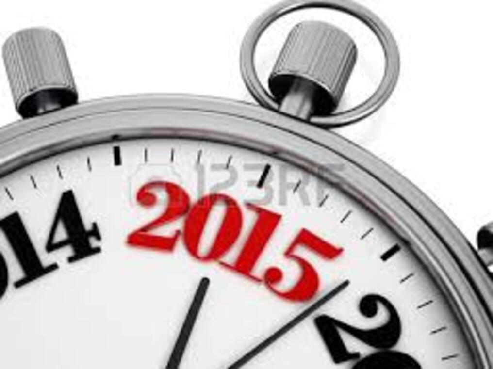 Compte à rebours 2014-2015