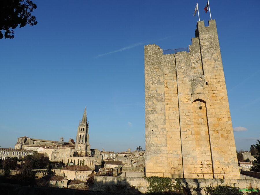 Saint Emilion en Gironde - 3