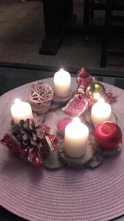 4 eme  bougies