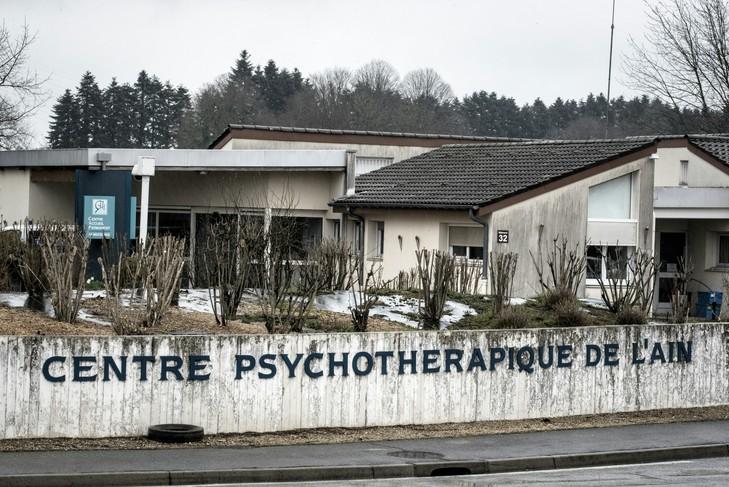 Le centre psychothérapique de l'Ain, un établissement de 412 lits objets de toutes les dérives.