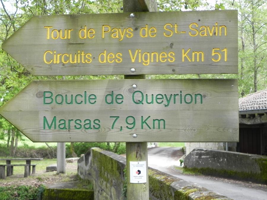 REFLET au moulin de Charlot en Nord-Gironde