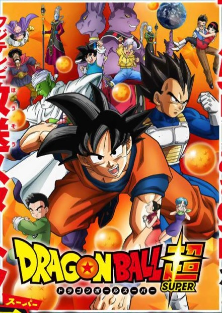 "Du New sur ""Dragonball Super"""