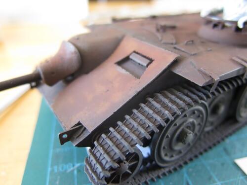 Du panzer pour changer