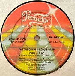 The Gunchback Boogie Band - Funn