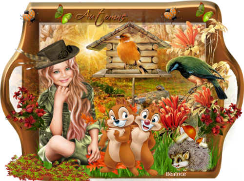 défi Kalyona''plateau d'automne''