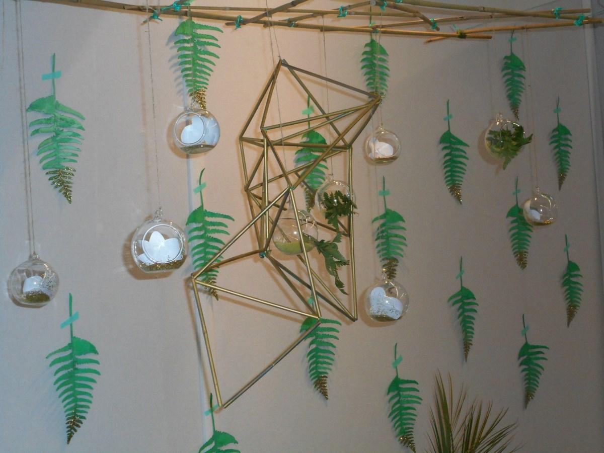 Salon Création & Savoir Faire Paris 2014 : allée de l'inspiration