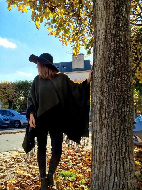 El Poncho, la tendance automnale