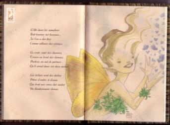 Patrick Larme poèmes féériques Victor Hugo