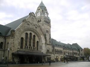 048-Gare de Metz