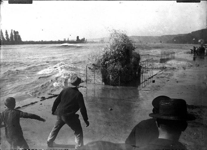 Scènes de mer